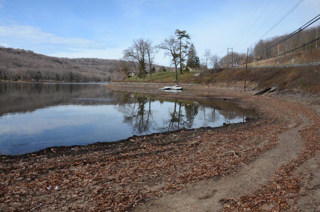 Low Lake Levels - Deep Creek Lake
