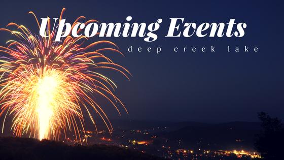 deep creek summer events