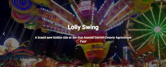 61st Annual Garrett County Agricultural Fair