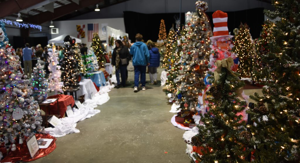 Festival of Trees Garrett County