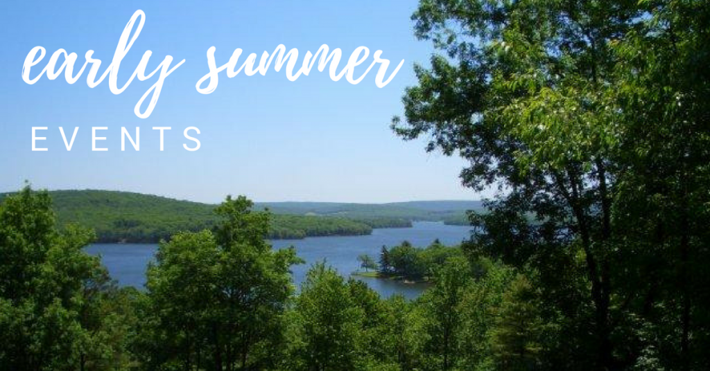 early summer deep creek lake events