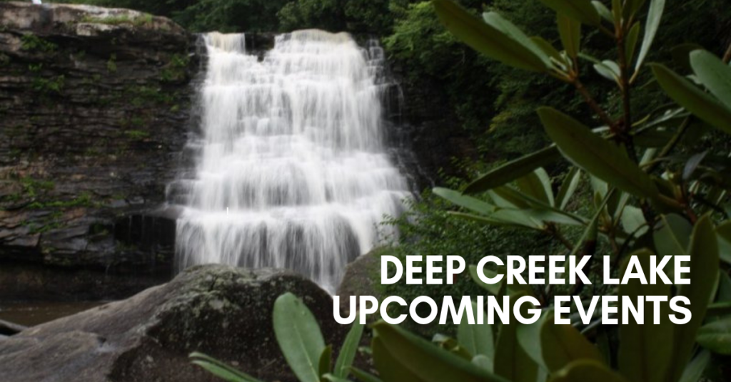 deep creek lake events