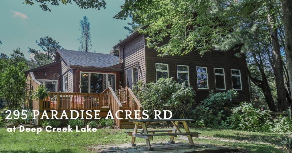 295 Paradise Acres Road