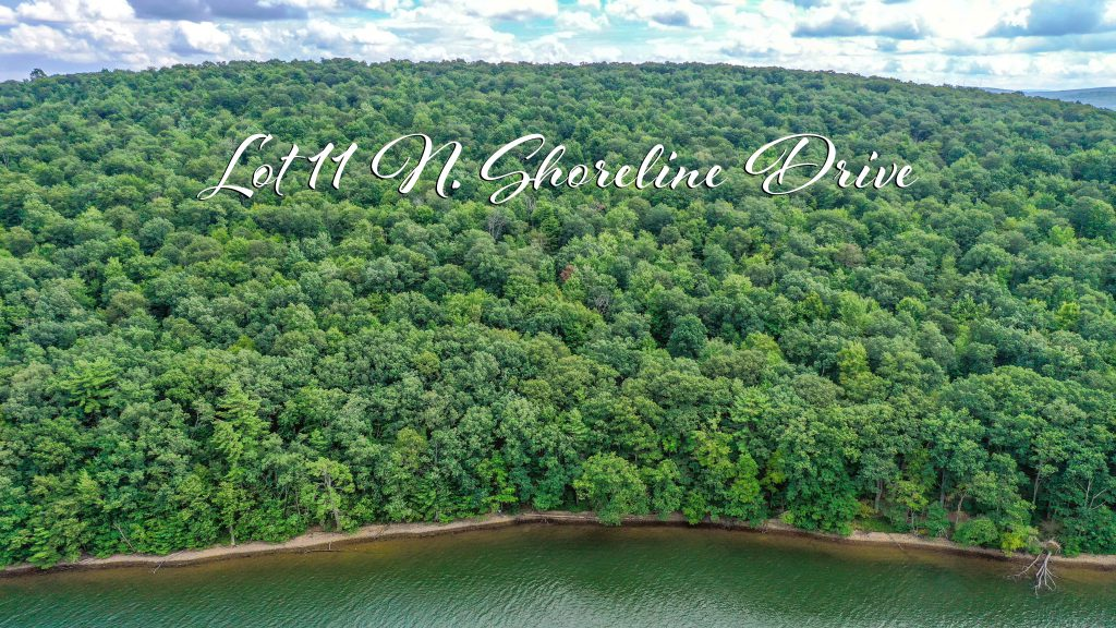 lakefront homesites