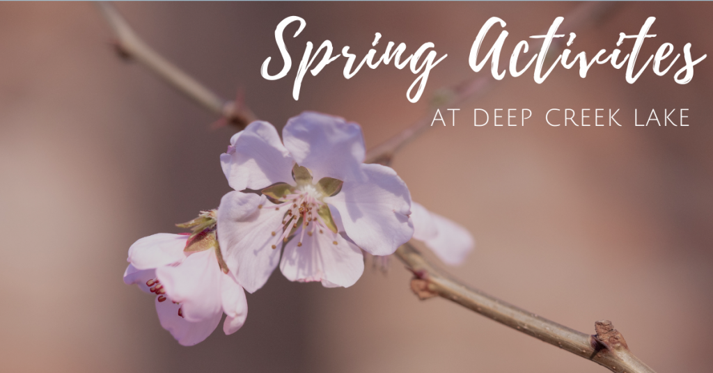 Deep Creek Spring Activities