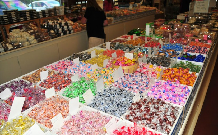I Want Candy!!!