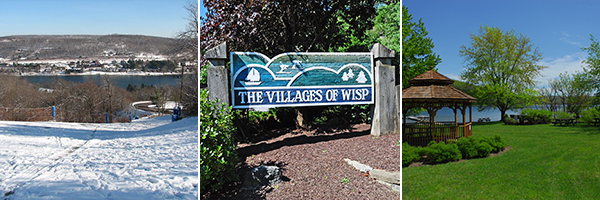 Deep Creek Lake Community Villages of Wisp