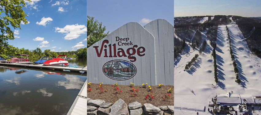 deep creek village