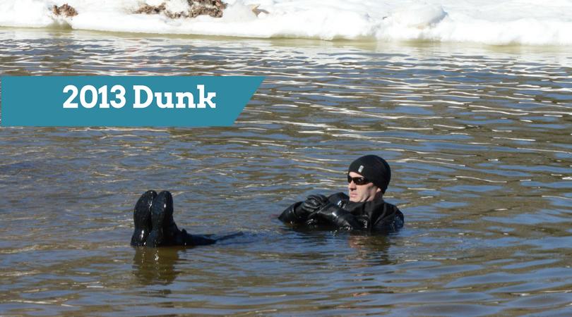 The Deep Creek Dunk