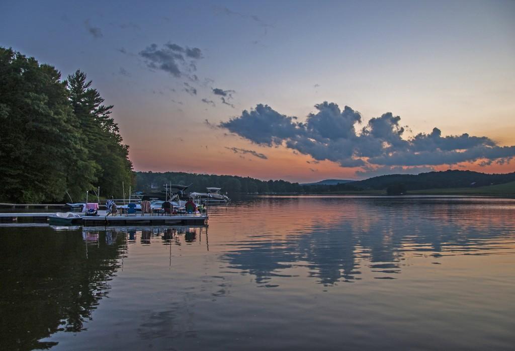 Deep Creek Sunsets