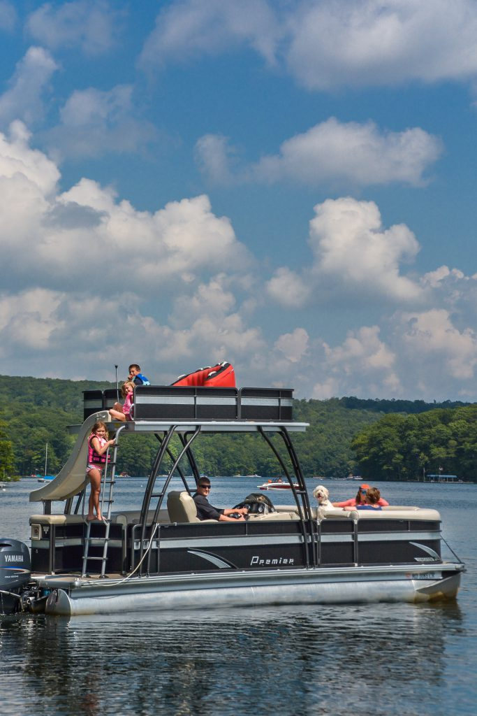 Deep Creek Lake Boating