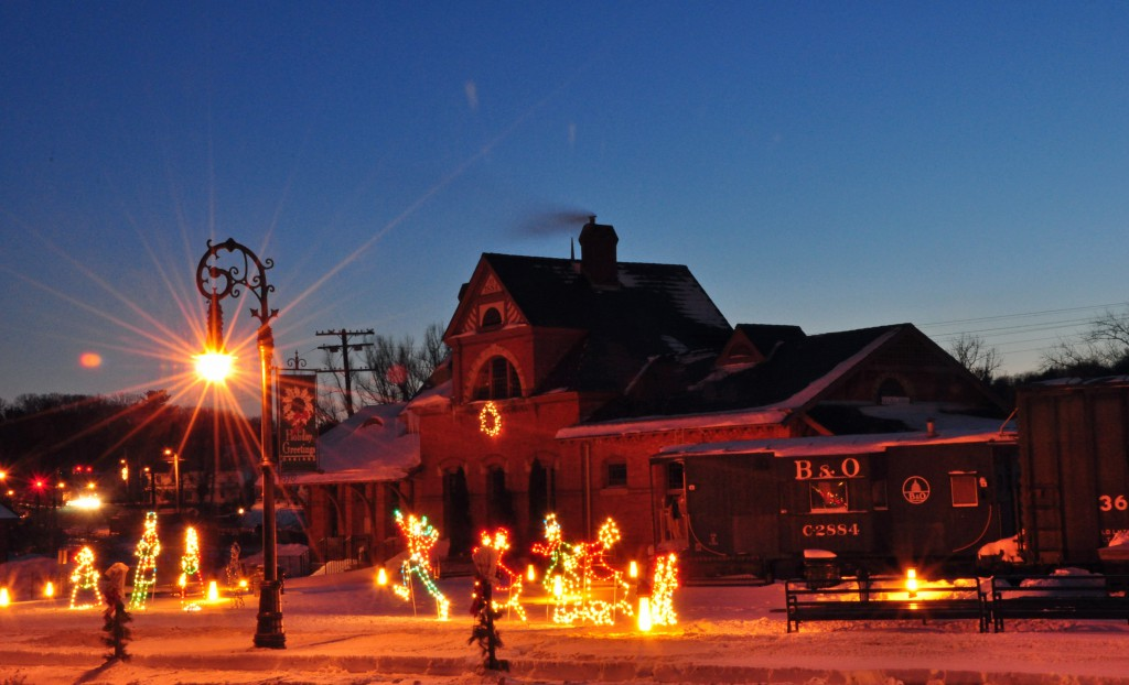 A Great Small Town Christmas