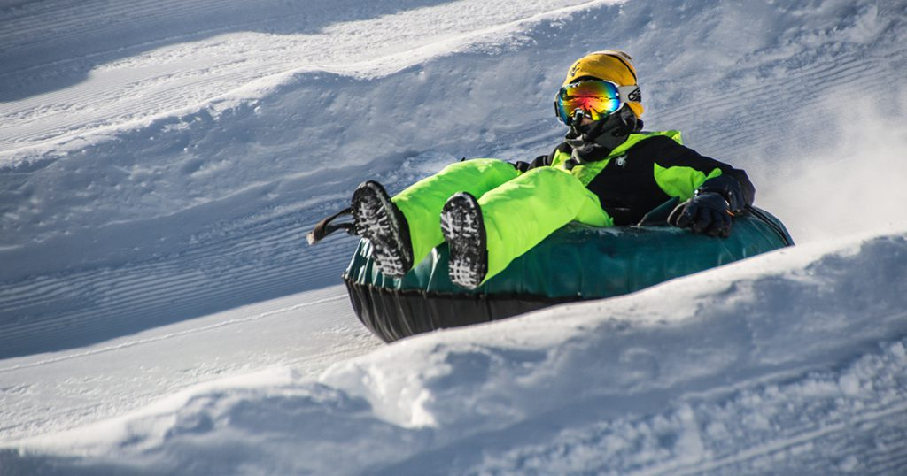 wisp resort snow tubing