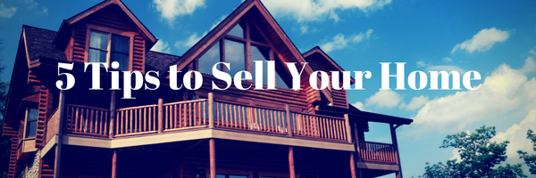 5 tips to sell your home this spring