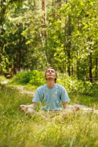 http://www.dreamstime.com/royalty-free-stock-photos-meditation-green-forest-image20448758