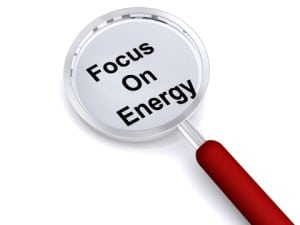 Intention, Attention, Energy - where's your focus?