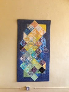 Running Energy - CK  commissioned this piece from a brilliant artist and energy aficionado, Rita Hannafin.