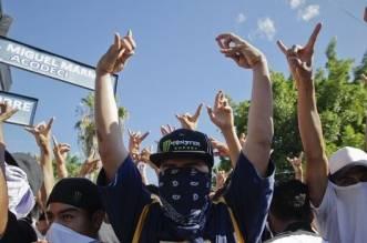 El Salvador Pandillas. Redes