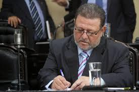 Diputado del Frente Amplio Jorge Arguedas. Imagen de Archivo.