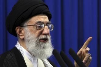 Ayatollah Ali Jamenei. FNA