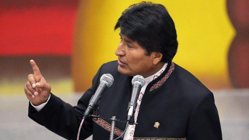 Canciller rechaza resolución del Senado de EEUU contra la reelección de Morales
