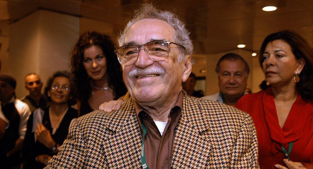 García Márquez quería escribir sobre mí: Shakira