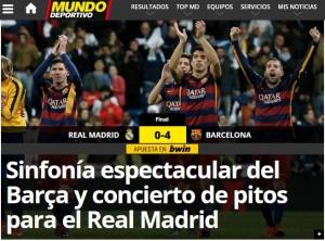 Mundo Deportivo.