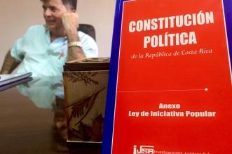 Imagen tomada del Facebook de: Nueva Constitución CR