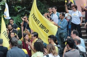José María Villalta - Frente Amplio Foto tomada del Facebook de José María Villalta