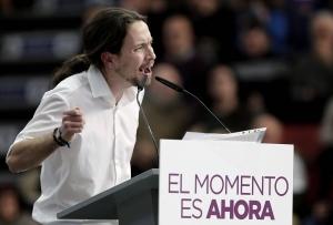 Pablo Iglesias. EFE