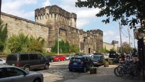 Fachada de la Penitenciaría de Filadelfia (EE.UU.). Agencia EFE.
