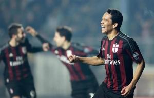 Carlos Bacca, del Milan.