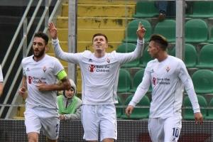 Josip Ilicic, de la Fiorentina.
