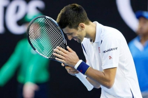 Djokovic-Abierto de Asutralia