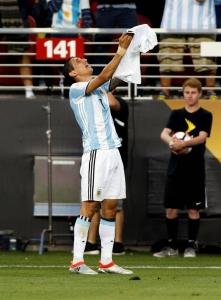 Argentina-Chile-Copa América Centenario