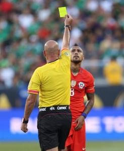 Chile-México-Copa América Centenario