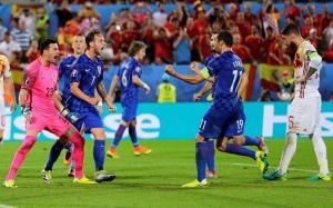 España-Croacia-Eurocopa