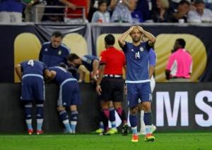 EE.UU.-Argentina-Copa América Centenario