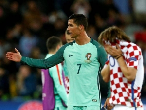 Croacia-Portugal-Eurocopa