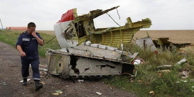 MH17-Avión