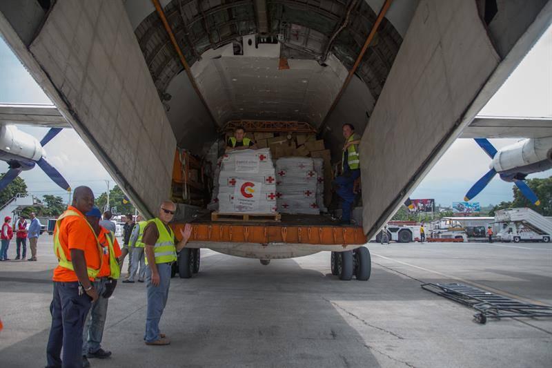 El lento reparto de ayuda en Haití amenaza con agravar la crisis  humanitaria – Diario Digital Nuestro País