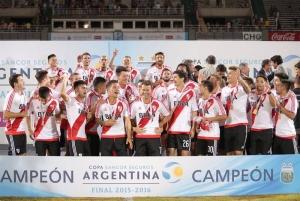 River Plate-Rosario Central-Copa Argentina