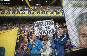 Boca Juniors-Colón-Liga-Tevez