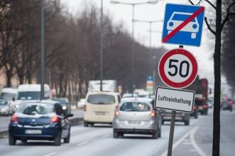 Contaminación en Múnich (Alemania). Archivo