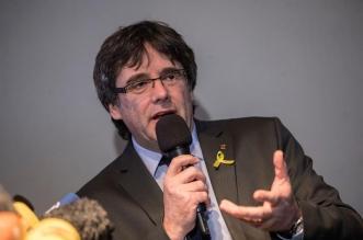 El expresidente catalán Carles Puigdemont. Archivo