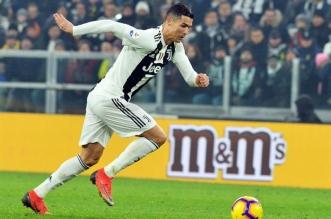 El delantero portugués de la Juventus, Cristiano Ronaldo. FB