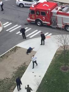 Al menos un atacante muerto en tiroteo de la Universidad de Ohio. Twitter