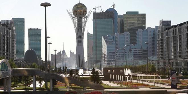 Astaná, capital de Kazajistán. Sputnik