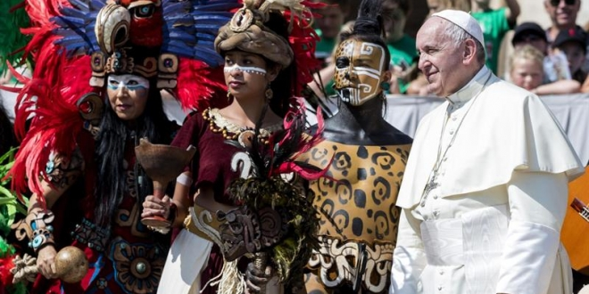 Audiencia general del papa Francisco el miércoles 29 de agosto. Archivo-EFE