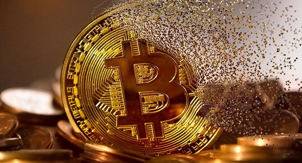 Bitcóin rompió la barrera 10 mil dólares